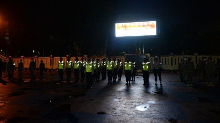 Operasi Yustisi PPKM di Jam Malam Kabupaten Bogor Terus Dilakukan Aparat Gabungan
