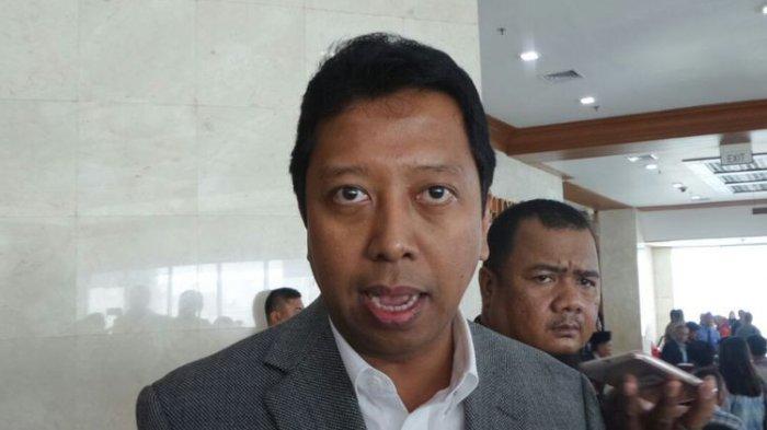 Tweet Romahurmuziy Sebelum Dikabarkan Terjaring OTT KPK, Bantah Isu Soal Jokowi : Banyak yang Cinta