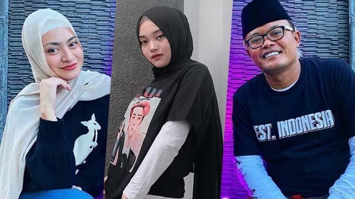 Santer Isu Orang Ketiga Penyebab Sule dan Nathalie Pisah Ranjang, Putri Delina : Kebenaran Terungkap