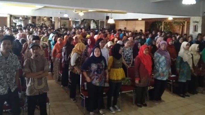 303 Anggota PPS Kecamatan Bogor Utara Dilantik, Ini Tugas Utamanya