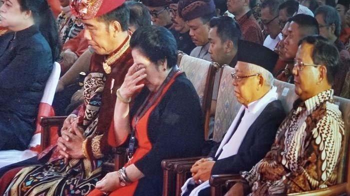 Jokowi Ungkit Kemenangannya di Bali 91,6 Persen: Mohon Maaf Pak Prabowo