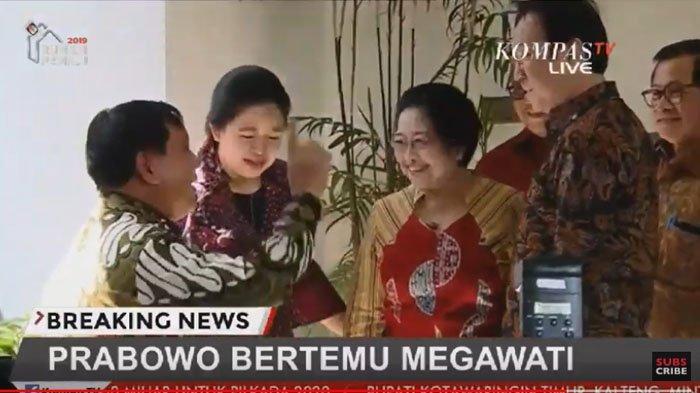 Prabowo dan Puan Diprediksi Maju di Pilpres 2024, Kuncen Astana Giri Bangun: Pak Soeharto Beri Restu