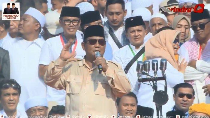 Mungkinkah Prabowo Kembali Jadi Capres pada 2024 ?