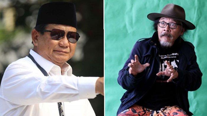 Sudjiwo Tejo Mengaku Takut Mendengar Takbir GNPF Saat Dukung Prabowo: Atau Karena Mau Gagah-gagahan?