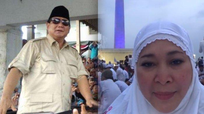 Hadiri Reuni 212, Prabowo Berpidato Hingga Titiek Soeharto Ikut Salat Subuh Berjamaah