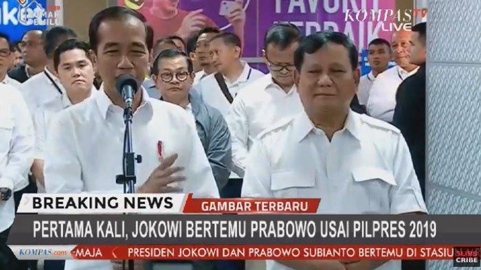 Prabowo dan Jokowi Bertemu Disebut Bahas Pemulangan Rizieq Shihab, Pramono Anung Tegaskan Ini