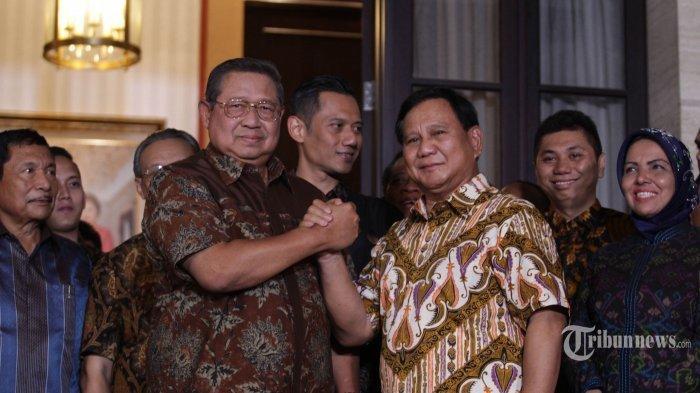 Komentari Buzzer yang Salahkan Demokrat, Andi Mallarangeng: Kalau Pak Prabowo Kalah, Ngapain ke MK