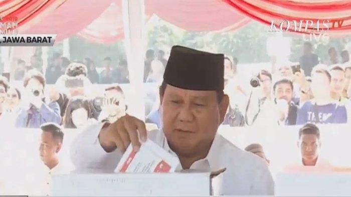 BPN Klaim Hasil Exit Poll Prabowo-Sandiaga Unggul 55,4 Persen, Jokowi-Maruf Amin 42,8 Persen