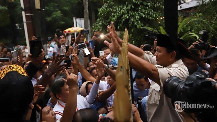 UPDATE TERKINI Real Count KPU Pilpres 2019 Jokowi vs Prabowo Sabtu Pagi 20 April 2019 Jam 04.45 WIB
