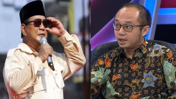 73,1 Persen Setuju Reshuffle berdasarkan Survei Charta Politika, Yunarto: Prabowo Berkinerja Terbaik