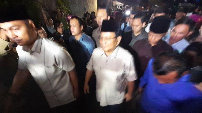 BJ Habibie Wafat, Prabowo Sempat Berbicara Banyak dengan Almarhum saat Terakhir Bertemu