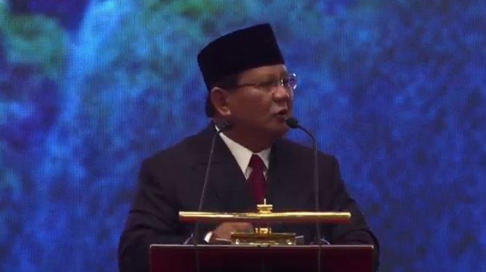 Prabowo Subianto: Intelijen Jangan Intelin Mantan Presiden, Kalau Mantan Pangkostrad Gak Apa-Apa