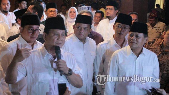 Belum Putuskan Untuk Nyapres, Ahmad Muzzani Yakinkan Prabowo