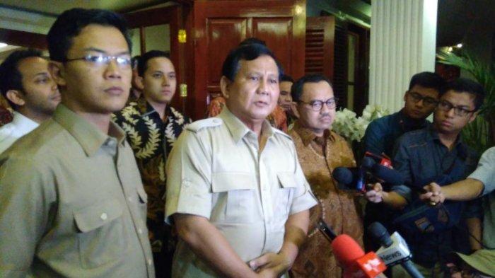 Temui Prabowo, Sudirman Said Laporkan 4 Dugaan Kecurangan di Pilkada Jateng