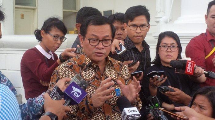 Pihak Istana : Tak Ada Permintaan Jokowi Percepat Pelantikan