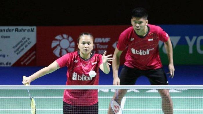 Evaluasi Praveen/Melati Setelah Dikalahkan Wakil China di Turnamen Japan Open 2019
