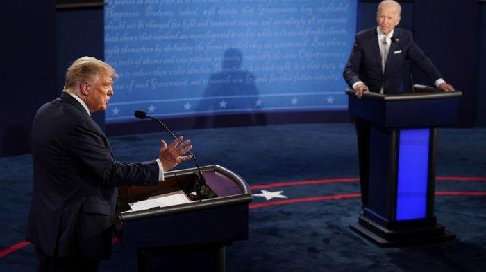 Profil Joe Biden Lawan Donald Trump di Pilpres AS, Sempat Dampingi Obama, Berapa Total Kekayaannya?
