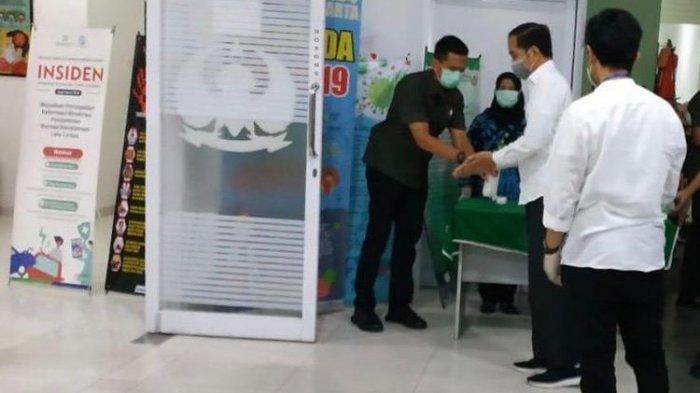 Antisipasi Ramai Pelayat, Presiden Jokowi Minta Protokol Kesehatan Diperhatikan
