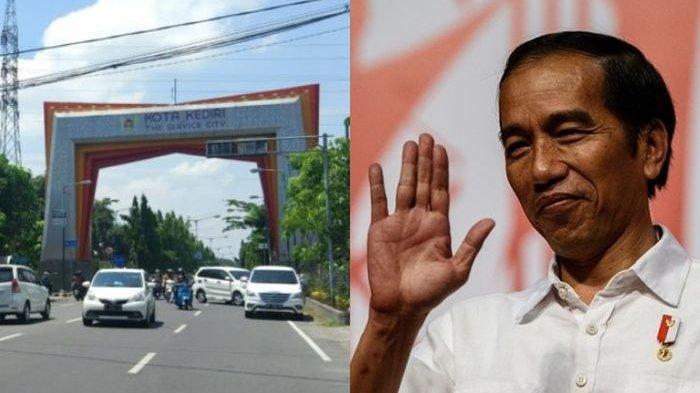 Percaya Mitos Bakal Lengser, Presiden Jokowi Dilarang Kunjungi Kediri oleh Setkab, Begini Sejarahnya