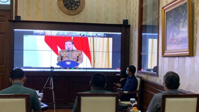 Sampaikan Arahan Presiden Jokowi, Wakil Ketua DPRD Kota Bogor Imbau Masyarakat Waspadai Covid-19