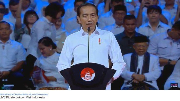 Beredar (Lagi) Daftar Menteri Jokowi 2019-2024, TKN Pastikan Hanya Hoax