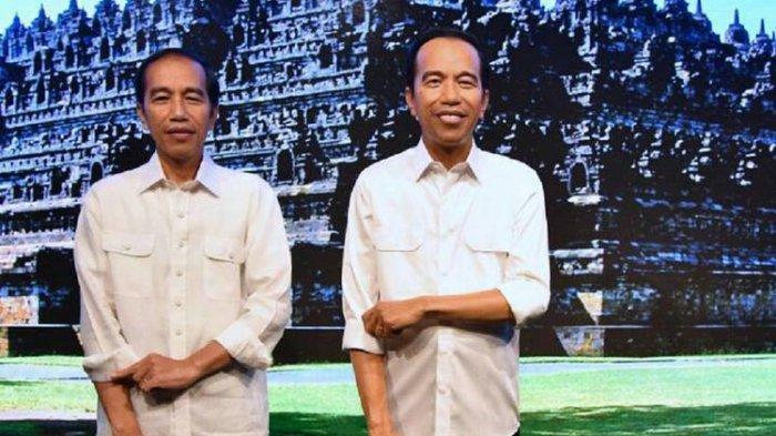 Patung Lilin Sudah Hadir di Madame Tussauds Hongkong, Jokowi Minta Latar Belakangnya Diganti Ini