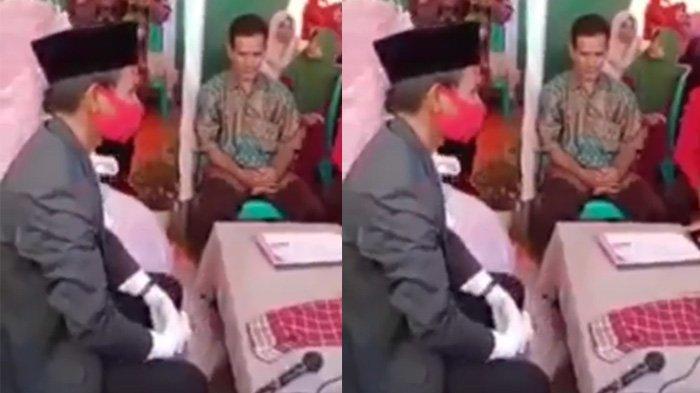 Terkuak Penyebab Suami Talak Istri 5 Menit Usai Ijab Kabul, Kondisi Mempelai Wanita Diungkap Kerabat