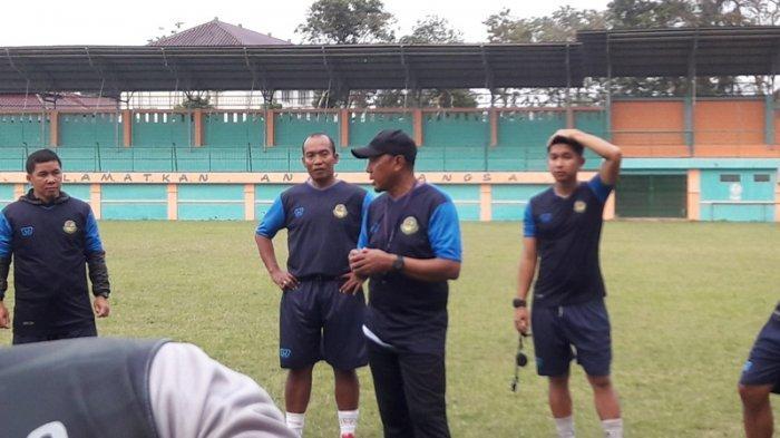 Latihan Perdana dengan PS Tira Persikabo, RD Biarkan Prisca Elisa Womsiwor Adaptasi