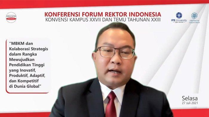 Jokowi Ingatkan Para Rektor Tantangan di Dunia Industri, Rektor IPB University : Perluas Akses KIP