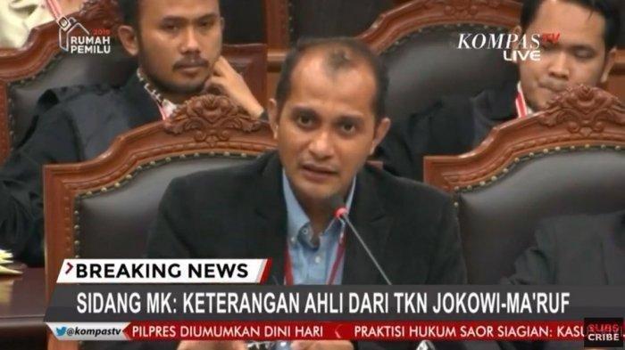 Tim Prabowo Sebut Saksi Ahli TKN Sebagai Kuasa Hukum Terselubung, Prof Eddy Beberkan Pesan Gus Dur