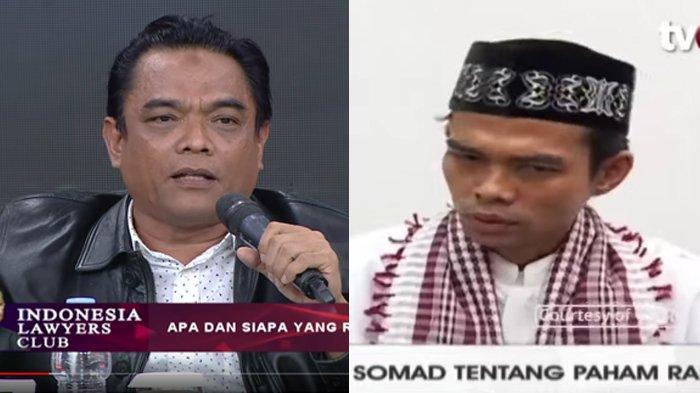Ulas Pengertian Soal Radikalisme, Ustaz Abdul Somad Sebut Nama Habib Rizieq dan Teuku Zulkarnain