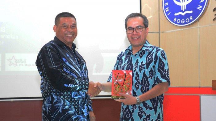 IPB Sabet Penghargaan dari Kemenristekdikti, Prof Iskandar Siregar : Aktif dalam Riset Internasional