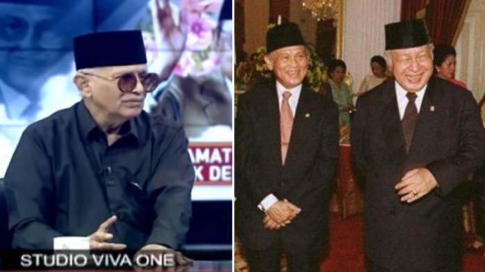 Ungkap Cerita Habibie saat 8 Jam Ngobrol dengan Soeharto, Prof Salim Minta Ini ke Keluarga Cendana