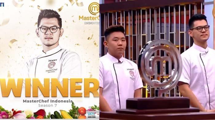 Profil Jerry Andrean, Juara Masterchef Indonesia Season 7, Masih Usia 24 Tahun Bisa Kalahkan Audrey