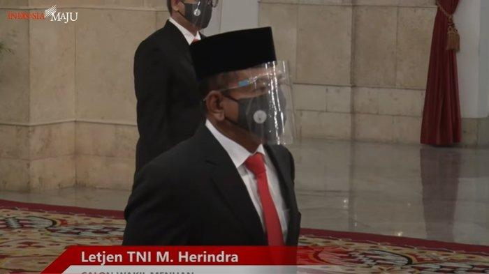 Sekilas Sosok Letjen TNI Muhammad Herindra, Mantan Danjen Kopassus yang Kini Jadi Wamenhan
