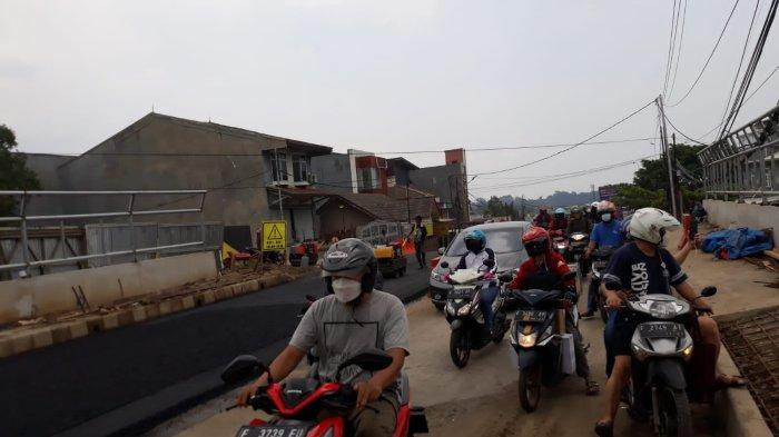 Proses Jalur Double Track Bogor-Sukabumi, Pembangunan Jembatan di Kota Bogor hampir Rampung