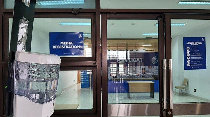 Mengintip Protokol Kesehatan di Stadion Pakansari Jelang Bergulirnya Laga PSS vs Arema FC