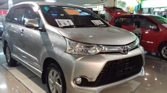 Patokan Harga Toyota Avanza 2007 Mulai Dari Rp 70 Juta Tribunnews Bogor