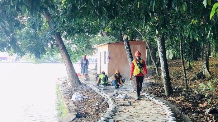 Bakal Dijadikan Destinasi Wisata Tipe Satu, Pemkot Bogor Revitalisasi Situ Gede