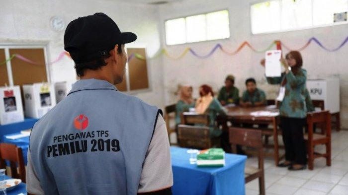 Prabowo-Sandi Unggul di TPS Dekat Markas FPI di Puncak Bogor