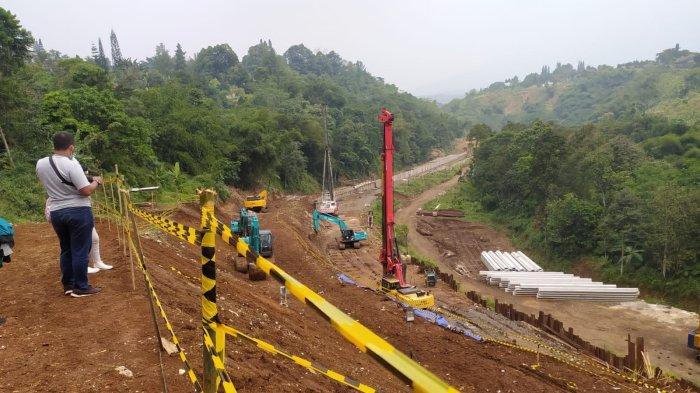 Proyek Double Track Bogor-Sukabumi, Pembangunan Sudah Capai 91 Persen