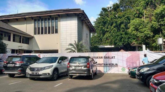 Proyek Pembangunan Perpustakaan di eks Gedung DPRD Kota Bogor Mulai Dikerjakan