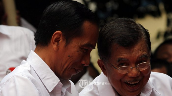 Jusuf Kalla Ungkap Punya Janji ke Presiden Jokowi, Helmy Yahya Heran : Oh Rutin ?