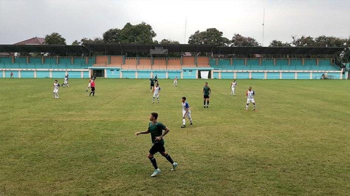 Laga Uji Coba, PS Tira Persikabo Cukur PSB Bogor dengan Skor 6-0