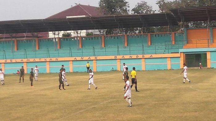 Babak Pertama, PS Tira Persikabo U-20 Ungguli Badak Lampung FC U-20