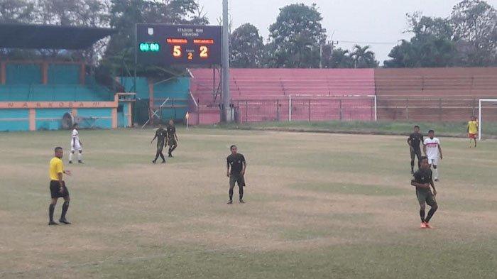 Pesta Gol Lawan Badak Lampung FC U-20, PS Tira Persikabo Raih Kemenangan Perdana
