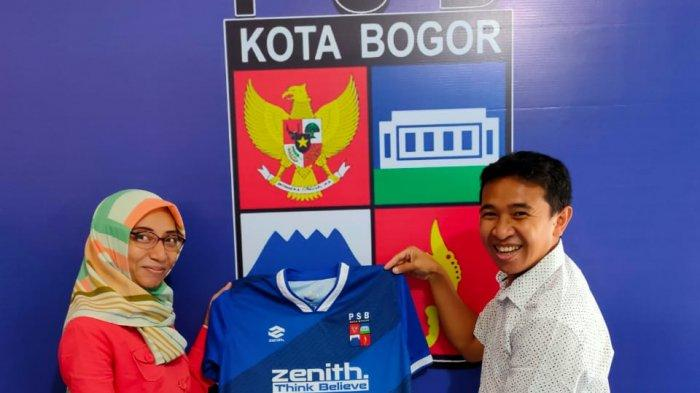 PSB Bogor Gunakan Apparel Zenith Indonesia untuk Bertarung di Kompetisi Liga 3 2020