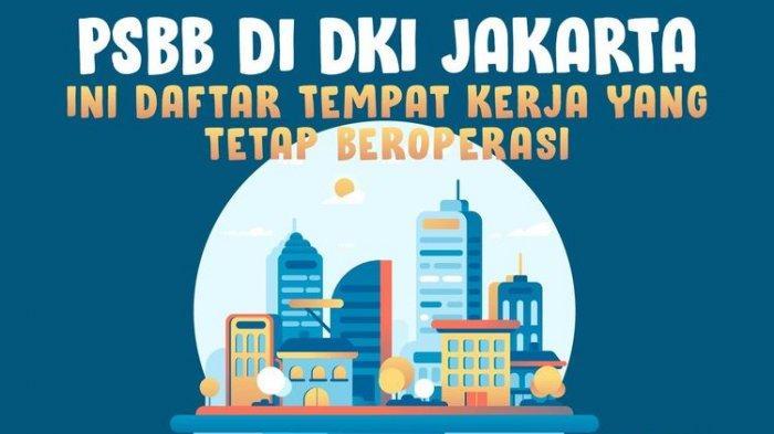 Ini Sanksi Pidana dan Denda Rp 100 Juta Bagi Warga yang Melanggar Aturan PSBB di Jakarta