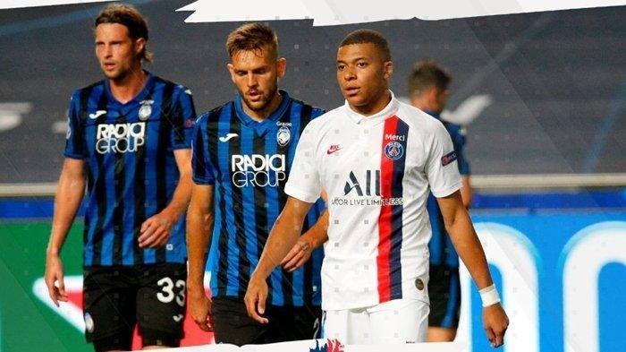 Lolos Semifinal Liga Champions, PSG Singkirkan Atalanta Secara Tragis, Cetak 2 Gol di Menit Terakhir