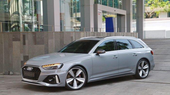 Spesifikasi Audi RS 4 Avant Terbaru, Wagon Paling Bertenaga Milik Audi Meluncur di Indonesia